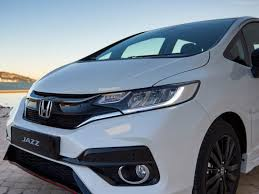 2018 honda jazz india. exellent jazz 2018 honda jazz facelift images exterior headlamp bumper grille in india 8