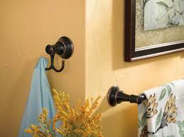 Bath towel hook Diy Antique Bathroom Hardware Hgtvcom Choosing Bathroom Hardware Hgtv