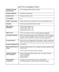 Investigation Form Template Incident Forms Template Near