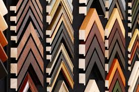 custom framing mouldings can help preserve your art as well as add definition and style frame mouldings will help your art stay in good condition for a