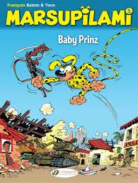 Marsupilami - Volume 5 eBook by Franquin - 9781800449824