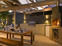 outdoor kitchen ideas by bkv paving new landscapes