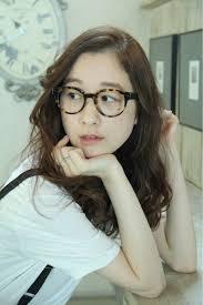 視力が良くても試したいメガネ女子をすてきに格上げする前髪10選hair
