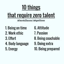 john huggett on twitter attitude passion work ethic 10 routes work ethic 10 routes to success that require no talent educhat secrets2success agentsteven t co 8qcj7fqozk