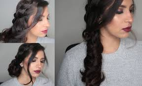 Occasion Hair Style 3 simple braid hairstyles for any occasion valentines day school 7933 by wearticles.com