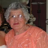 Gussie Corine Smith Obituary - Visitation & Funeral Information