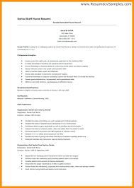 dental nurse cv example dental nursing resume localblack info