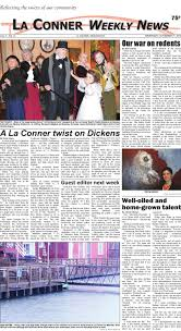 November 21 2012 By La Conner Weekly News Issuu