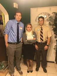 Office Halloween Halloween Costumes From The Office In 2019 Office