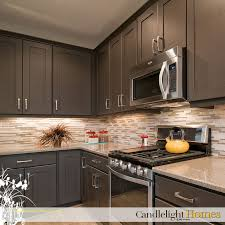 kitchen backsplash cherry cabinets for home design unique dark brown kitchen cabinets with stainless steel appliances