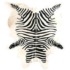 zebra rug exceptional fake 2 zebre rugby stadium