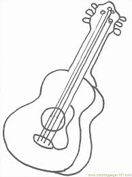 Small Picture Western Coloring 08 Coloring Page Free Music Coloring Pages