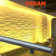 outdoor linear sign lighting aliexpress com 24w 36w 1m 24v led linear