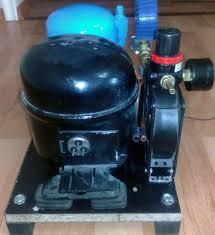 diy air compressor 2 diy small air compressor with active cooling