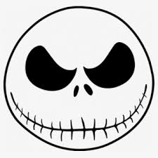 Jack Skellington Coloring Page Coloring Pages