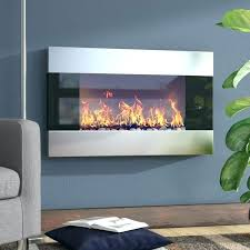 wall mounted electric fireplaces reviews wall mount electric