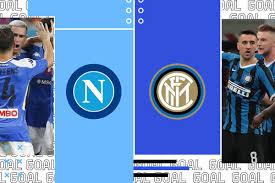 Napoli-Inter dove vederla: Sky o DAZN? Canale tv e diretta ...