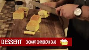 Cookup And Hookup Coconut And Pineapple Infused Cornbread Recipe