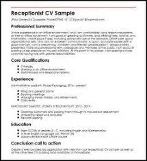 resume templates for hotel receptionist 3 hotel receptionist resume sample