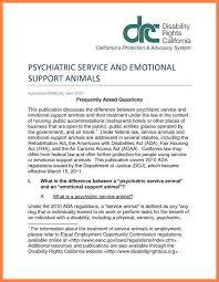 Service Animal Doctors Note Service Dog Prescription Letter Jidiletters Co