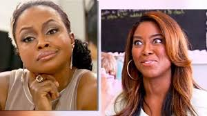 video weigh in on real housewives kenya moore phaedra parks booty battle shakethefat