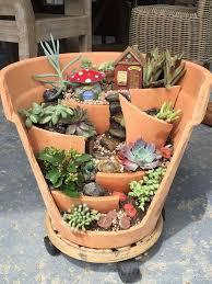 beautiful garden pots blend design