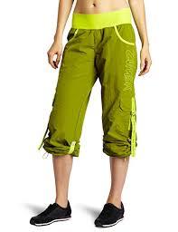 Zumba Fitness Womens Electro Cargo Pant