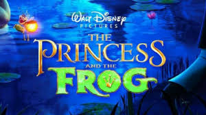 The Sound of The Princess and the Frog