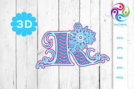 Download them for free and start now your diy projects with these free vectors. 1 3d Multilayer Floral Chevron Letter R Designs Graphics