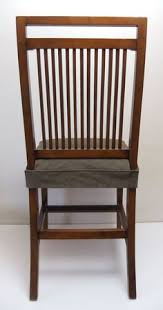 dining chair seat cover smooth and flat on back nicely tailored in brown denim