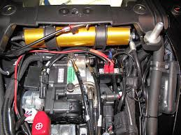 motorcycle info pages how to faqs > aux power fuse panel install multistrada 1200 under seat fuse connector box panel