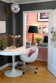 office closet. Cute Closet Space Used As Home Office