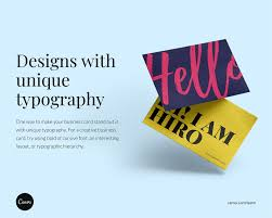 Best Way To Design Business Cards 21 Creative Business Cards Ideas And How To Get The Look Learn