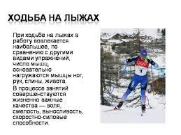 Лыжный спорт Список литературы на тему лыжи