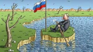 Юлия Латынина: в телевизоре Россия встает с колен, а в реальности становится изгоем