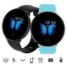 <b>D19</b> IP67 Waterproof Bluetooth Heart Rate Monitoring Sports <b>Smart</b> ...