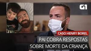 Pai do menino Henry Borel cobra resposta sobre a morte da criança: 'Acordo  de manhã chorando' | Rio de Janeiro