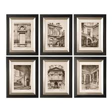 framed set wall art