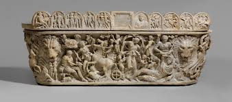 r sarcophagi essay heilbrunn timeline of art history the   marble sarcophagus the myth of selene and endymion