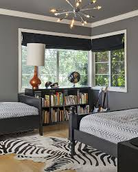 Kids Bedroom Lighting 25 Cool Kids Bedrooms That Charm With Gorgeous Gray