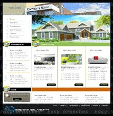House Sale Website Template Real Estate House For Sale Flyer Home