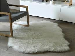 awesome 9 best faux fur rugs the independent faux sheepskin area rug prepare