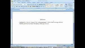 Citing a journal   MLA
