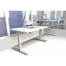 next office desk. Fraction Sit - Stand Desks (electric Height Adjustment) Next Day Delivery Office Desk M