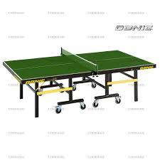 <b>Donic Persson</b> 25 - зеленый – купить в СПб | <b>Теннисный стол</b> Доник