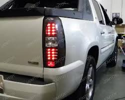 07 11 chevrolet avalanche black housing smoke lens led tail lights 07 11 chevrolet avalanche black housing led tail lights installation guide