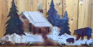 Bear Coat Rack Bear Coatrack cARTer Cottage Décor 97