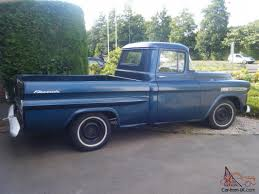 1959 Chevy apache fleetside pickup