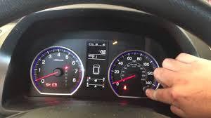 2007 Honda Crv Wrench Light How To Reset Oil Change Reminder On 2007 2011 Honda Crv
