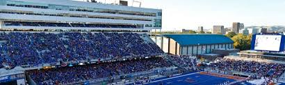 Albertsons Stadium Tickets And Seating Chart